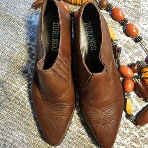 Durango Western Style Boots / Booties sz 6 (SH07)